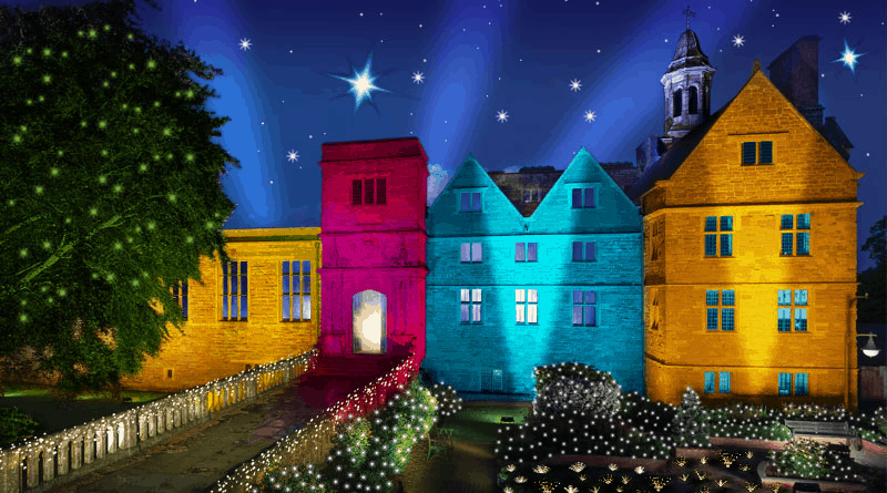 Spectacle of Light Rufford Abbey 2020
