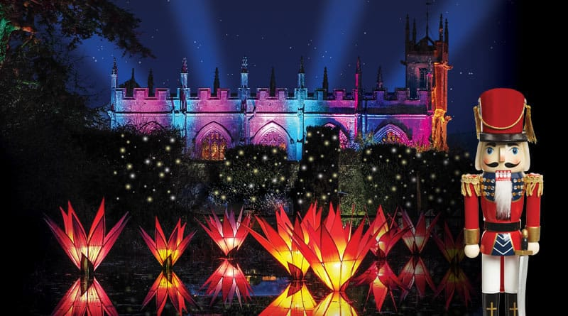 Spectacle of Light Sudeley Castle 2020 - The Nutcracker