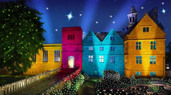 Spectacle of Light at Rufford Abbey