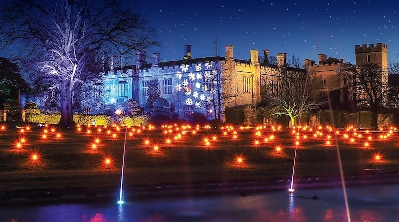 Sudeley Castle Spectacle of Light 2021